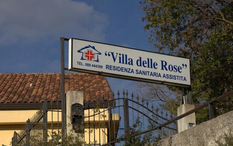 Struttura per anziani Villa delle Rose
