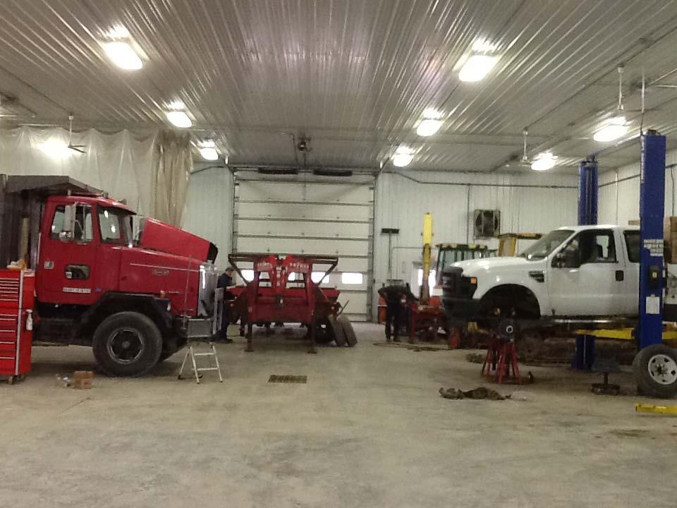 Heavy Diesel Equipment Repair Erie, PA