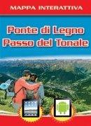 CARTINA PANORAMICA di TONALE/PONTE DI LEGNO