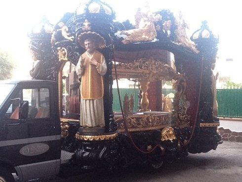 carri processioni funebri