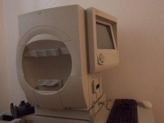 Campimetro elettronico