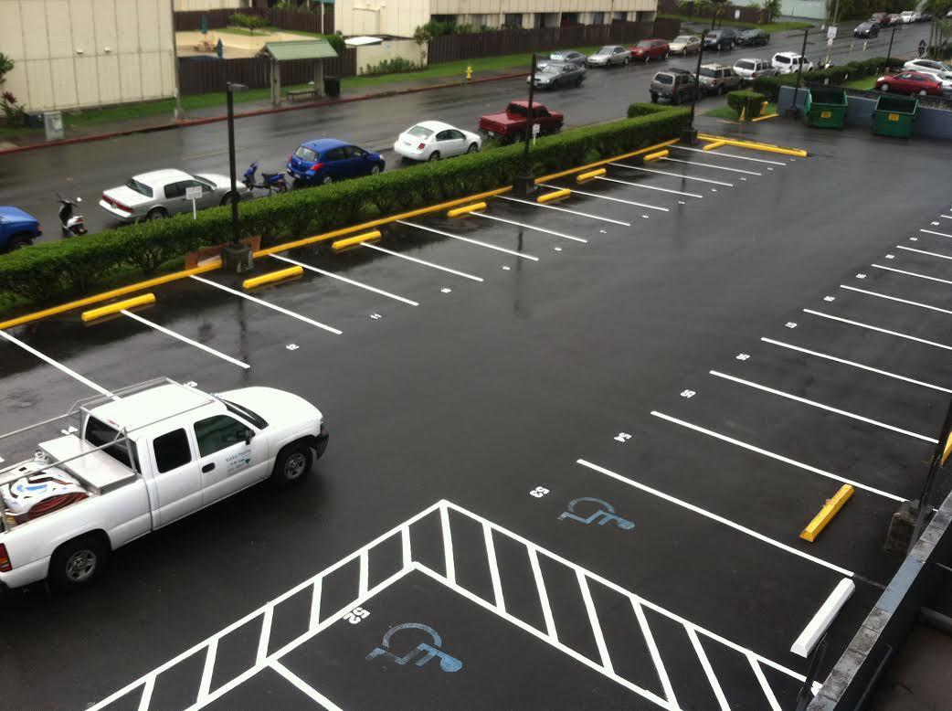 Kulana Nani Parking Lot