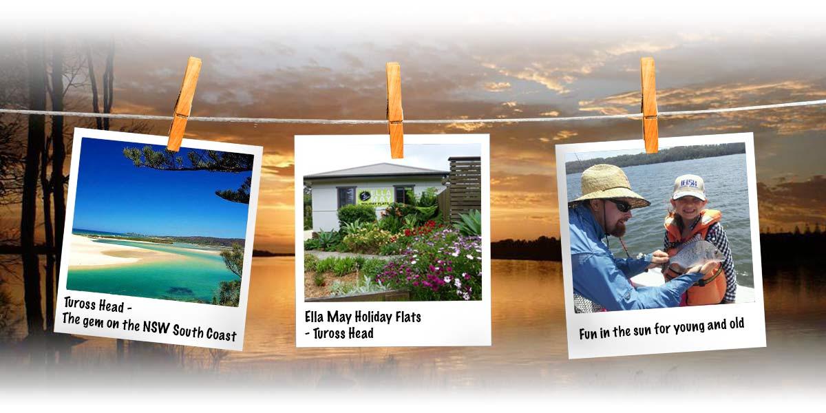 Ella May Holiday Flats Tuross Head NSW