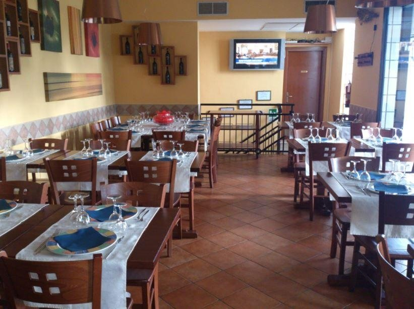 ristorante roma laurentina
