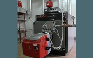 Impianto termico centralizzato
