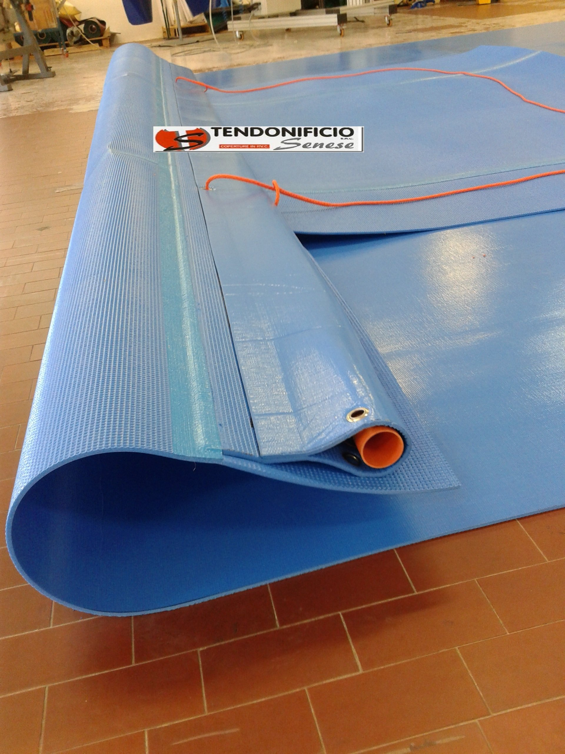 Telo termico per piscina in mousse