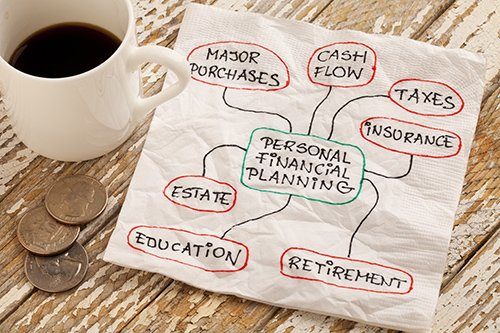 Personal financial planning by experts in Edinburgh