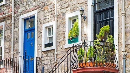Mortgage advice professionals in Edinburgh