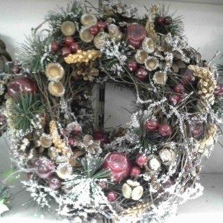 Corone natalizie