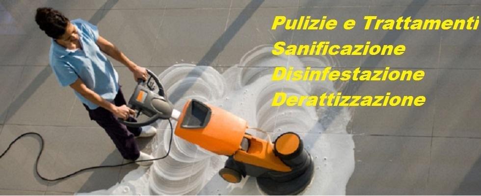 blitz service impresa di pulizie