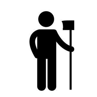 pulizia di interni