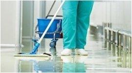 pulizia di ospedali