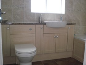 Plumbing services - Tiverton, Devon - Mark Gratton Plumbing & Heating - bathroom sink and flush