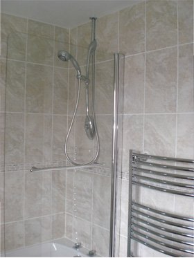 Shower systems - Tiverton, Devon - Mark Gratton Plumbing & Heating - bathroom shower