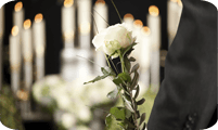organizzazione dei funerali