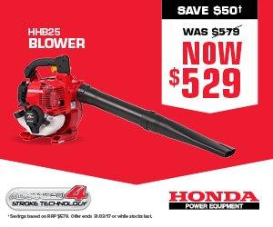 honda blower