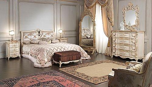 Leii in foglia d'oro di Lavorazione letti stile stile Barocco a Marano di Napoli