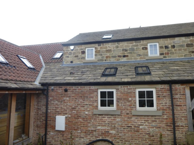 Roof Restoration And Slate Roofs In Wakefield