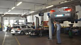 garage di autofficina