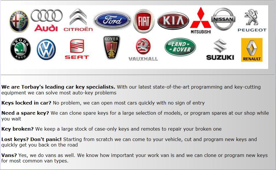 Ford Audi SUZUKI logos
