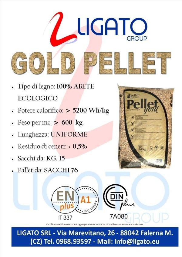 PELLET GOLD