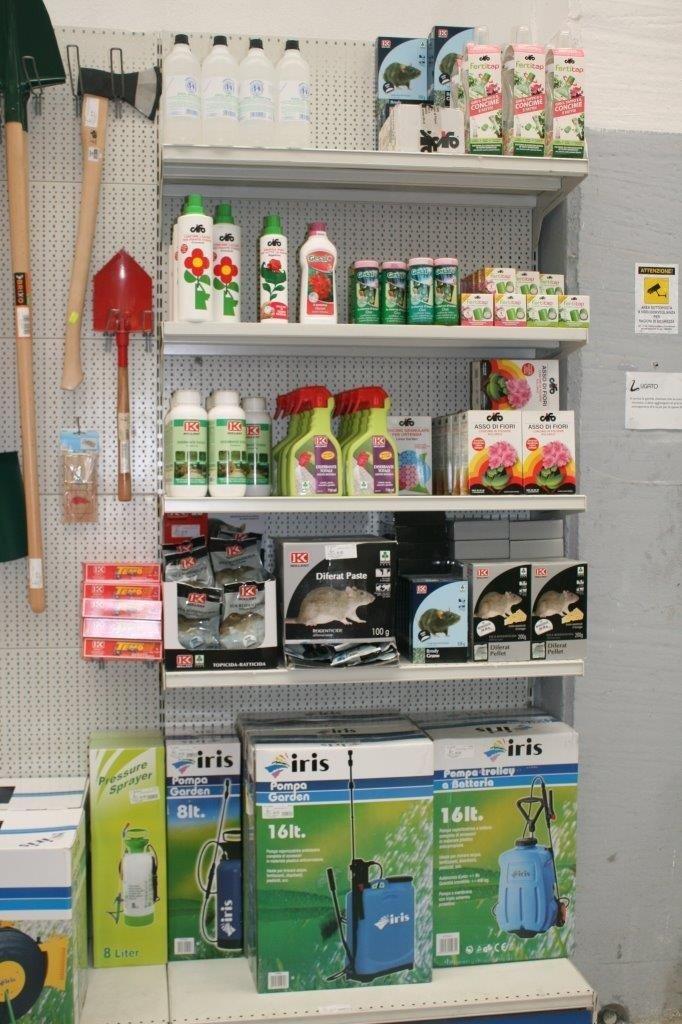 prodotti per le piante