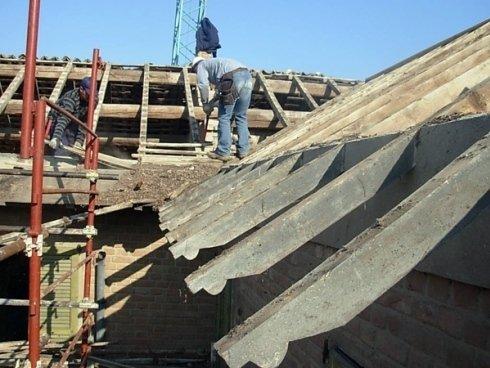 Rifacimento coperture edili