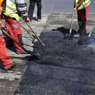 asfaltatura strada