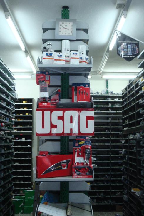 Ricambi USAG