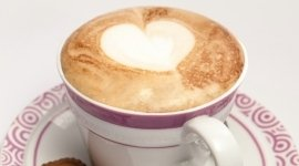 cappuccino, caffè, brioches