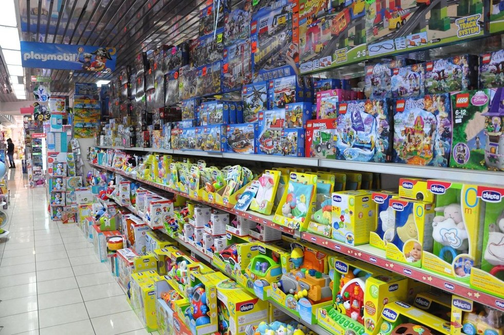 vendita giocattoli chicco