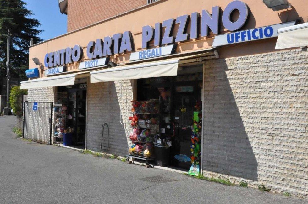cento carta pizzino roma pisana