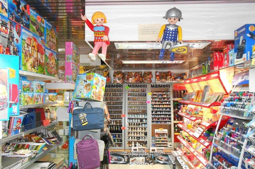 vendita giocattoli playmobil