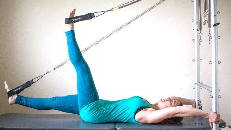 AmandaPilates Cadillac Pilates Equipment Scissors