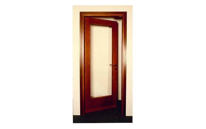 realizzazione porta