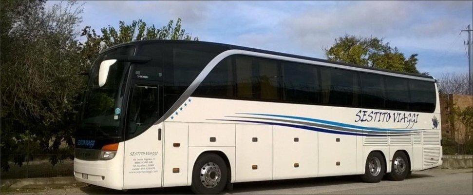 Noleggio bus Calabria