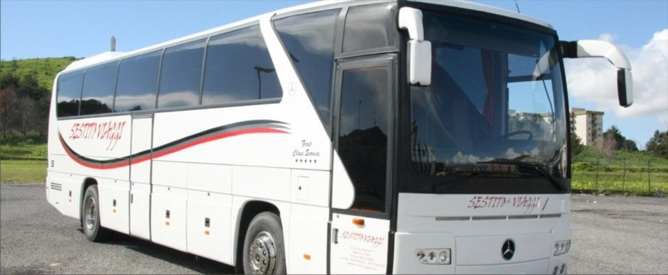 Affitto autobus Calabria