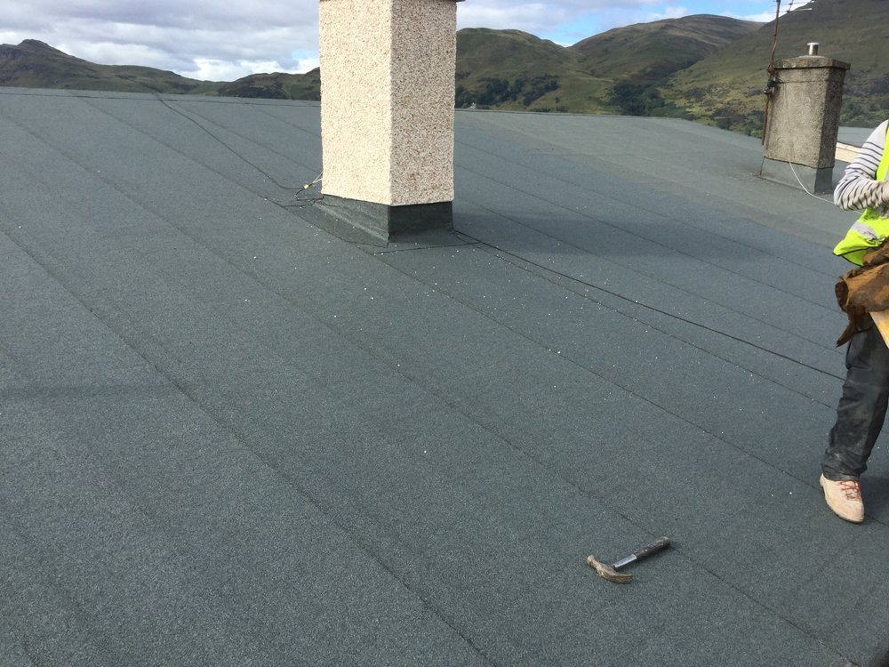 Flat And Rubber Roofing Experts Dsy Contractors