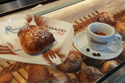 caffe toraldo e cornetto
