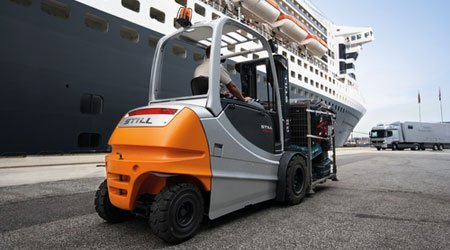 high-performance forklifts