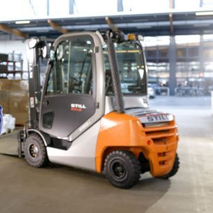 forklifts services