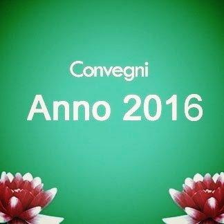 convegni anno 2016