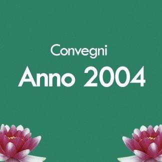 convegni anno 2004