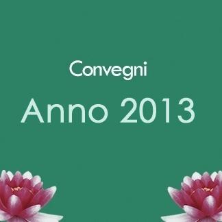 convegni anno 2013