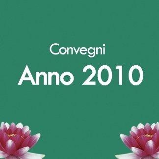 convegni anno 2010