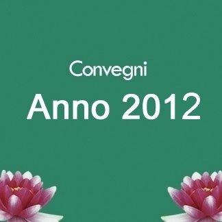 convegni anno 2012