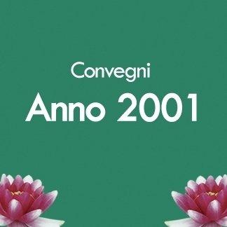 convegni anno 2001