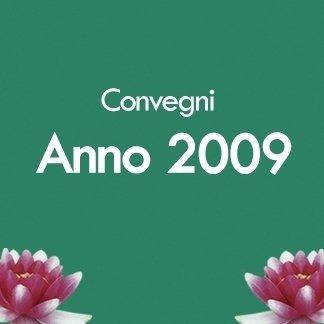convegni anno 2009