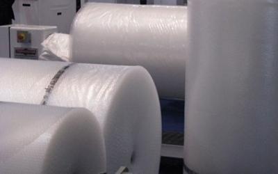 grandi rulli di plastica per lavorazione