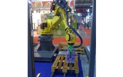 pallettizzazione automatica